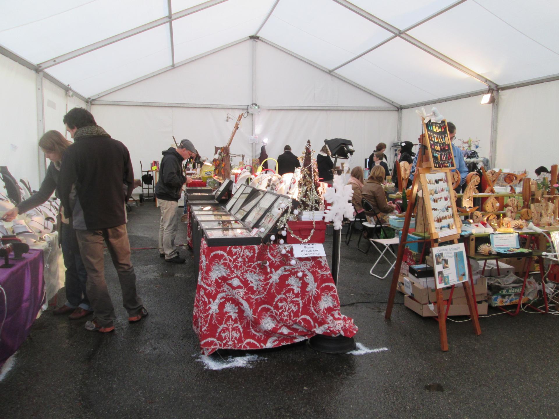 Marché de noël Verneuil-sur-vienne